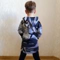 Джемпер детский для мальчика и девочки  (ДЖ-03 2-х нитка)