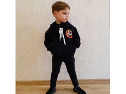 Джемпер детский для мальчика  (ДЖ-13 2-х нитка )