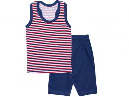 Комплект мальчиковый борцовка и шорты ( КМ-09 кулир пинье )