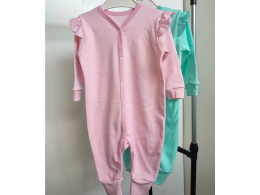 Комбинезон детский для девочки  ( КБ-41 интерлок одн.  )