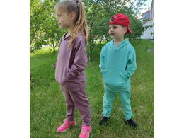 Костюм детский для мальчика и девочки  (КС-11 2-х нитка)