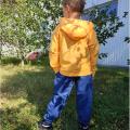Костюм детский для  девочки и мальчика (КС-27 2-х нитка )