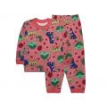Пижама детская для мальчика и девочки  ( ПЖ-04 начес набивной )