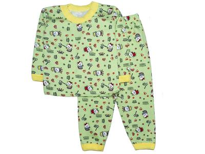 Пижама детская для мальчика и девочки  ( ПЖ-04 начес пинье )