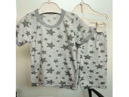 Пижама детская для мальчика и девочки  ( ПЖ-07 кулир наб. )