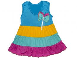 Платье детское для девочки  (ПЛ-03 фуликра итальянка)