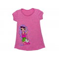 Платье детское для девочки  ( ПЛ-05 фуликра рябчик )