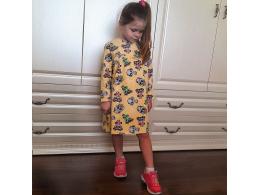 Платье детское для девочки  (ПЛ-06 2-х нитка)