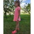 Платье детское для девочки  ( ПЛ-17 фуликра рябчик )