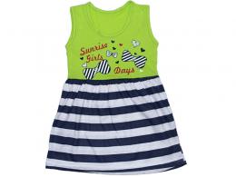 Платье детское для девочки  (ПЛ-35 кулир)