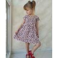 Платье детское для девочки  ( ПЛ-38 кулир набивной )