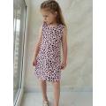 Платье детское для девочки  ( ПЛ-37 кулир набивной )