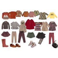 Базовый гардероб для мальчиков и девочек