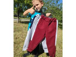 Штаны для мальчика детские ( ШТ-11 2-х нитка )